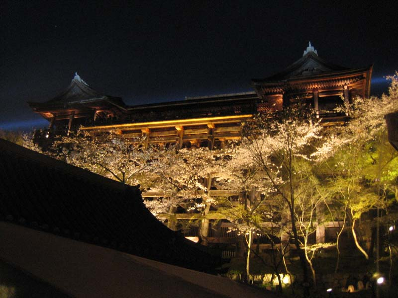 Kiyomizu Dera Light-Up
