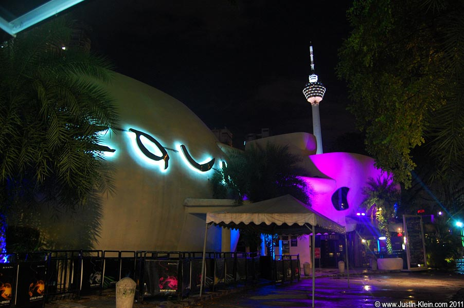 Club Zouk.  It maybe the best in KL, but it can't hold a candle to nightlife in Bangkok.