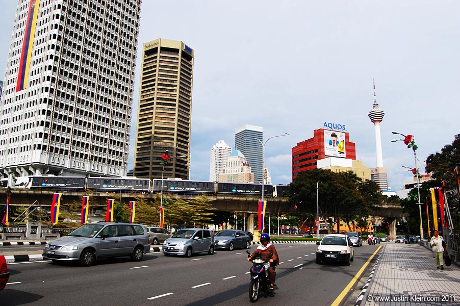 The modern face of KL.