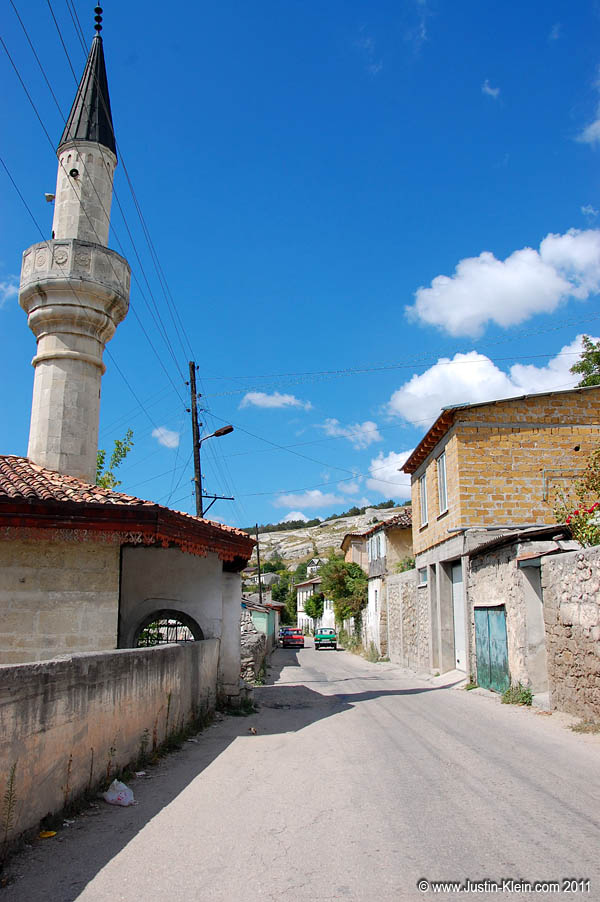 Due to its proximity to Turkey and its heavy Tatar influence, Crimea is loaded with mosques.