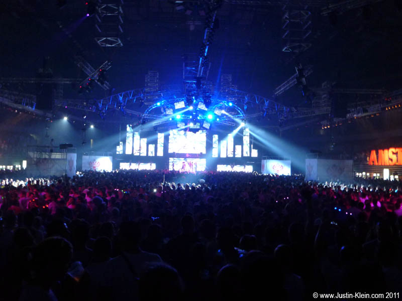 FoamFest 2011, in the massive Belgrade Arena.