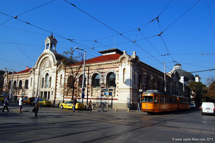 Does <i>every</i> major city in Eastern Europe have a tram system?