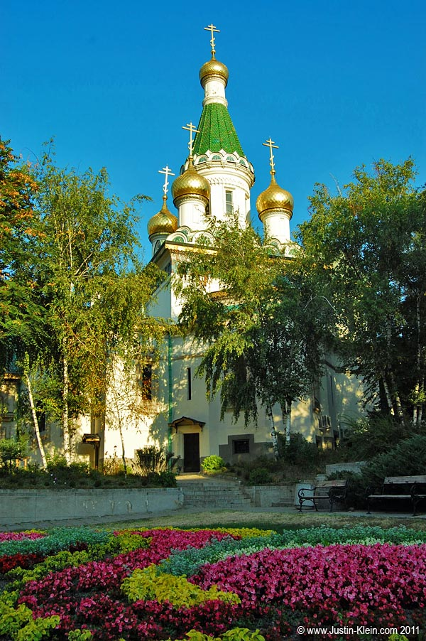 Sveti Nikolai Russian Church.
