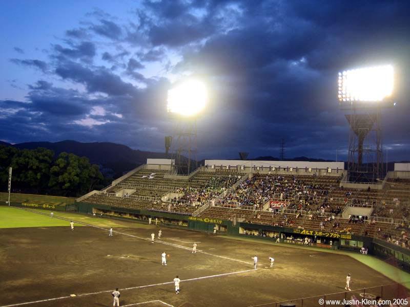 College Baseball, Kyoto (Post)