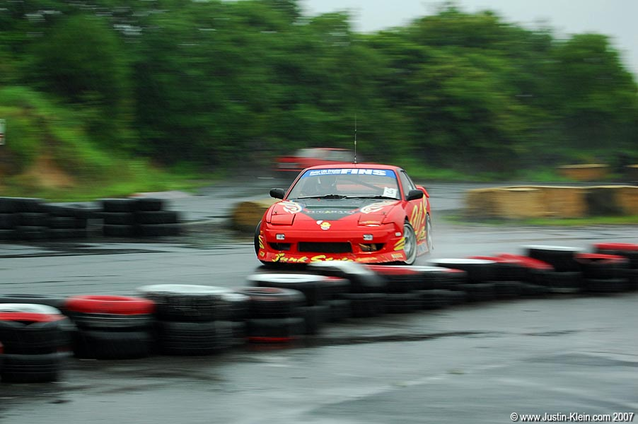 Drift racing in Nara (Post)