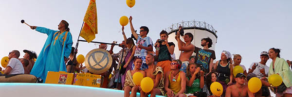 KaZantip 2011: Black Sea Paradise