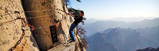 Huashan: The Danger Trail